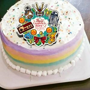 cool3c,( 圖案可以吃喔!)手工冰淇淋蛋糕 (唯一可全台宅配冰淇淋蛋糕) ( 可勾不要冰淇淋, 也可勾要冰淇淋 ) [ designed by 討喜小姐 ],