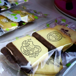 cool3c,嘴饞系列 - 茶包巧克力餅乾 [ designed by 討喜小姐 ],
