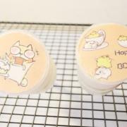 v80495277,生日快樂 ( 圖案可以吃喔 ) 冰淇淋彩虹水果蛋糕__推推桶系列 [ designed by 柴柴斗哥 ],