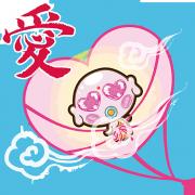 Sitara,新年快樂_茶包巧克力餅乾 (類似小時候的小熊餅乾文青款) ( 附贈禮盒,適合與同事朋友家人分享一起吃 ) [ designed by sitara ],