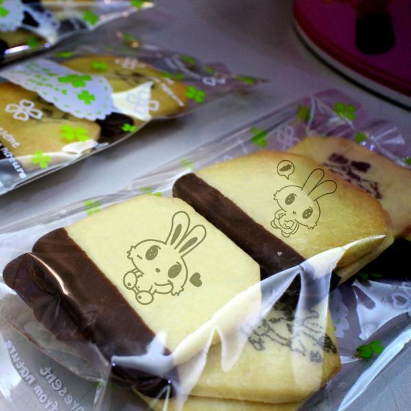 UNi 優尼 UNi 優尼,情人節快樂 嘴饞系列 - 茶包巧克力餅乾 ( 附贈禮盒,適合與同事朋友家人分享一起吃 ) [ designed by UNi 優尼 ],