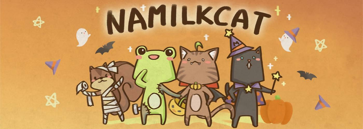 那米克貓 Namilkcat, 冰淇淋蛋糕, 推推桶, PX 漫漫手工甜點市集, 手工甜點, 冰淇淋蛋糕, 與手工甜點對話的Susan, 插畫, 客製化