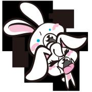 nowdaiyodom,兔子 嘴饞系列 - 茶包巧克力餅乾 ( 附贈禮盒,適合與同事朋友家人分享一起吃 ) [ designed by Ugly三姊妹 ],