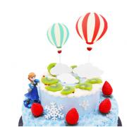 熱氣球插旗, 造型蠟燭, 冰淇淋彩虹水果蛋糕 [ designed by 邪客],插畫家, 冰淇淋, 慕斯, 彩虹蛋糕, 與手工甜點對話的Susan, 奶霜彩繪蛋糕, 手工甜點,PX漫漫手工市集, PX, 百萬LINE明星,甜點表心意, PrinXure, 客製化, 插畫, LINE, 百萬LINE明星陪你吃蛋糕, 漫漫手工市集, PrinXure, 拍洗社, 插畫家, 插畫角色, 布朗尼, PrinXure, 餅乾, 拍立得造型, 禮物, DESSERT365, 找甜甜網