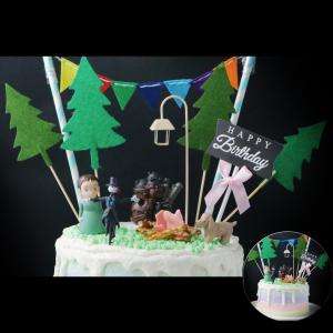 霍爾的移動城堡, 公仔, 玩具, 裝飾蛋糕, 冰淇淋蛋糕, Dessert365, PX 漫漫手工甜點市集, 手工甜點, 冰淇淋蛋糕, 與手工甜點對話的Susan, 插畫, 客製化