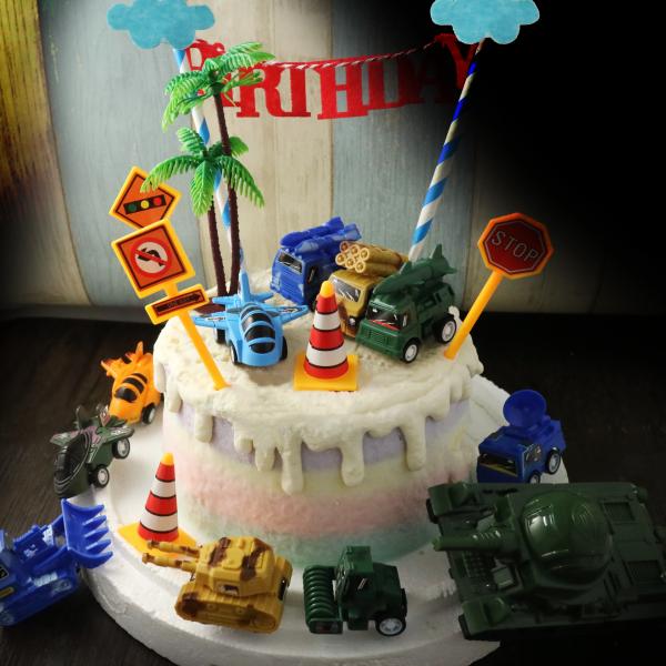 坦克, 軍隊, 部隊, 飛機, 戰鬥機, 公仔, 玩具, 裝飾蛋糕, 冰淇淋蛋糕, Dessert365, PX 漫漫手工甜點市集, 手工甜點, 冰淇淋蛋糕, 與手工甜點對話的Susan, 插畫, 客製化