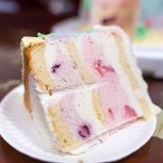 susan susan,冰淇淋千層蛋糕___小妹一日郊遊 ( 附上粉紅豬、盪鞦韆、蘑菇、樹木、野草、腳踏車、小鴨,造型不定期調整*。.) (唯一可宅配冰淇淋蛋糕#,也可不做冰淇淋 )...  ...佩佩豬歌曲超洗腦 .(裝飾品為贈品不得轉售..平均哈根達斯蛋糕熱量的1/5台灣蛋糕的1/4)),