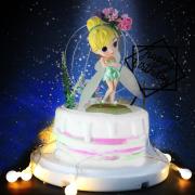 susan susan,情境蛋糕___花仙子 ( 附上花仙子Tinker Bell、花圈、草叢、生日插件,燈是背景不贈送,裝飾造型不定期調整, 但主題與數量都會一致請放心。部分蛋糕依照您勾選的附件贈品種類與數量不同,材積與蛋糕造型會有增加或者變動,因此蛋糕售價會跟著浮動) (唯一可全台宅配 情境蛋糕) ( 可勾不做冰淇淋、也可做冰淇淋,此奶醬是獨家研發的天然配方,熬煮多小時製作而成的,優點是低糖、好吃健康、且宅配不容易壞損融化!  吃的時候記得照包裝上「食用說明」吃,冷凍保存、退冰約5~10分鐘,退太久一般會融化,雖然Susan老師的不會輕易融化但也會失去冰淇淋口感,要注意喔! (回放冷凍1HR即可又恢復冰淇淋口感)(裝飾品為贈品不得轉售)),