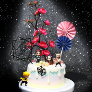 鬼滅之刃, 與手工甜點對話的SUSAN, dessert365, 漫漫手工甜點市集, 幼稚園慶生, 冰淇淋蛋糕, 法式甜點, 卡通蛋糕, 彩虹蛋糕, 寶寶蛋糕, 公主蛋糕, 生日蛋糕, 手工甜點, 宅配蛋糕, 週歲蛋糕, 母親節蛋糕, 父親節蛋糕, susan冰淇淋蛋糕評價, 彌月蛋糕, 慕斯蛋糕