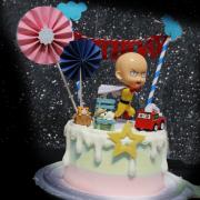 susan susan,全台唯一可宅配_冰淇淋千層蛋糕__興趣是當英雄的男人 ( 附上最強英雄、消防車、和風插旗、雲朵拉旗、選購小貓小狗,   造型不定期調整*。.) (##也可不做冰淇淋 )...  ...(一拳超人的歌曲很熱血).(裝飾品為贈品不得轉售..平均哈根達斯蛋糕熱量的1/5台灣蛋糕的1/4))防疫期間,新竹以北延誤機率約1%,因此會提早給司機,提早到放冷凍保鮮不擔心,