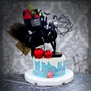 susan susan,這不是翻糖因翻糖不好吃__無微不至的呵護 ( 附上黑執事、裝飾花束、城堡、生日快樂插件, 造型不定期調整*。.) (唯一可宅配冰淇淋蛋糕#,也可不做冰淇淋 )...  ....(裝飾品為贈品不得轉售..平均哈根達斯蛋糕熱量的1/5台灣蛋糕的1/4)),