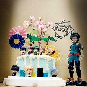 我的英雄學院 , 與手工甜點對話的SUSAN, dessert365, 漫漫手工甜點市集, 幼稚園慶生, 冰淇淋蛋糕, 法式甜點, 卡通蛋糕, 彩虹蛋糕, 寶寶蛋糕, 公主蛋糕, 生日蛋糕, 手工甜點, 宅配蛋糕, 週歲蛋糕, 母親節蛋糕, 父親節蛋糕, susan冰淇淋蛋糕評價, 彌月蛋糕, 慕斯蛋糕
