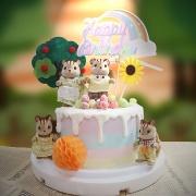 動物森林, 與手工甜點對話的SUSAN, dessert365, 漫漫手工甜點市集, 幼稚園慶生, 冰淇淋蛋糕, 法式甜點, 卡通蛋糕, 彩虹蛋糕, 寶寶蛋糕, 公主蛋糕, 生日蛋糕, 手工甜點, 宅配蛋糕, 週歲蛋糕, 母親節蛋糕, 父親節蛋糕, susan冰淇淋蛋糕評價, 彌月蛋糕, 慕斯蛋糕