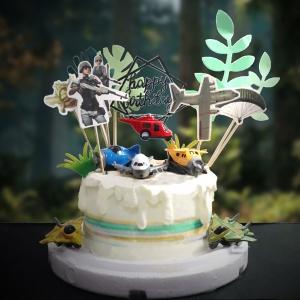 susan susan,冰淇淋千層蛋糕__FUN趣飛機 ( 附上飛機、叢林、吃雞插件、 造型不定期調整*。.) (唯一可宅配冰淇淋蛋糕#,也可不做冰淇淋 )...  ....(裝飾品為贈品不得轉售..平均哈根達斯蛋糕熱量的1/5台灣蛋糕的1/4)),