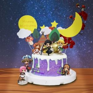 刀劍神域, 與手工甜點對話的SUSAN, dessert365, 漫漫手工甜點市集, 幼稚園慶生, 冰淇淋蛋糕, 法式甜點, 卡通蛋糕, 彩虹蛋糕, 寶寶蛋糕, 公主蛋糕, 生日蛋糕, 手工甜點, 宅配蛋糕, 週歲蛋糕, 母親節蛋糕, 父親節蛋糕, susan冰淇淋蛋糕評價, 彌月蛋糕, 慕斯蛋糕