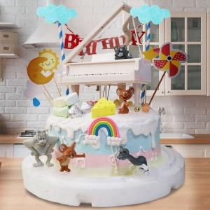 湯姆貓與傑利鼠, 老鼠與貓, 與手工甜點對話的SUSAN, dessert365, 漫漫手工甜點市集, 幼稚園慶生, 冰淇淋蛋糕, 法式甜點, 卡通蛋糕, 彩虹蛋糕, 寶寶蛋糕, 公主蛋糕, 生日蛋糕, 手工甜點, 宅配蛋糕, 週歲蛋糕, 母親節蛋糕, 父親節蛋糕, susan冰淇淋蛋糕評價, 彌月蛋糕, 慕斯蛋糕